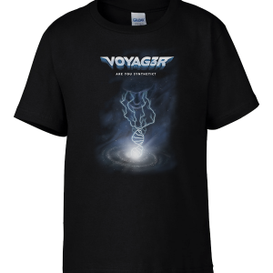 Voyag3r T-shirt Are You Synthetic