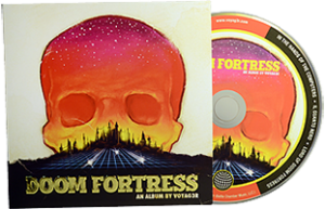 voyag3r doom fortress cd