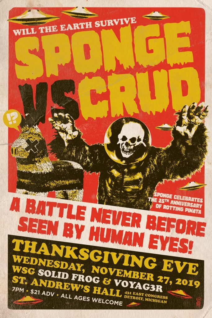 sponge-crud-voyag3r-st-andrews