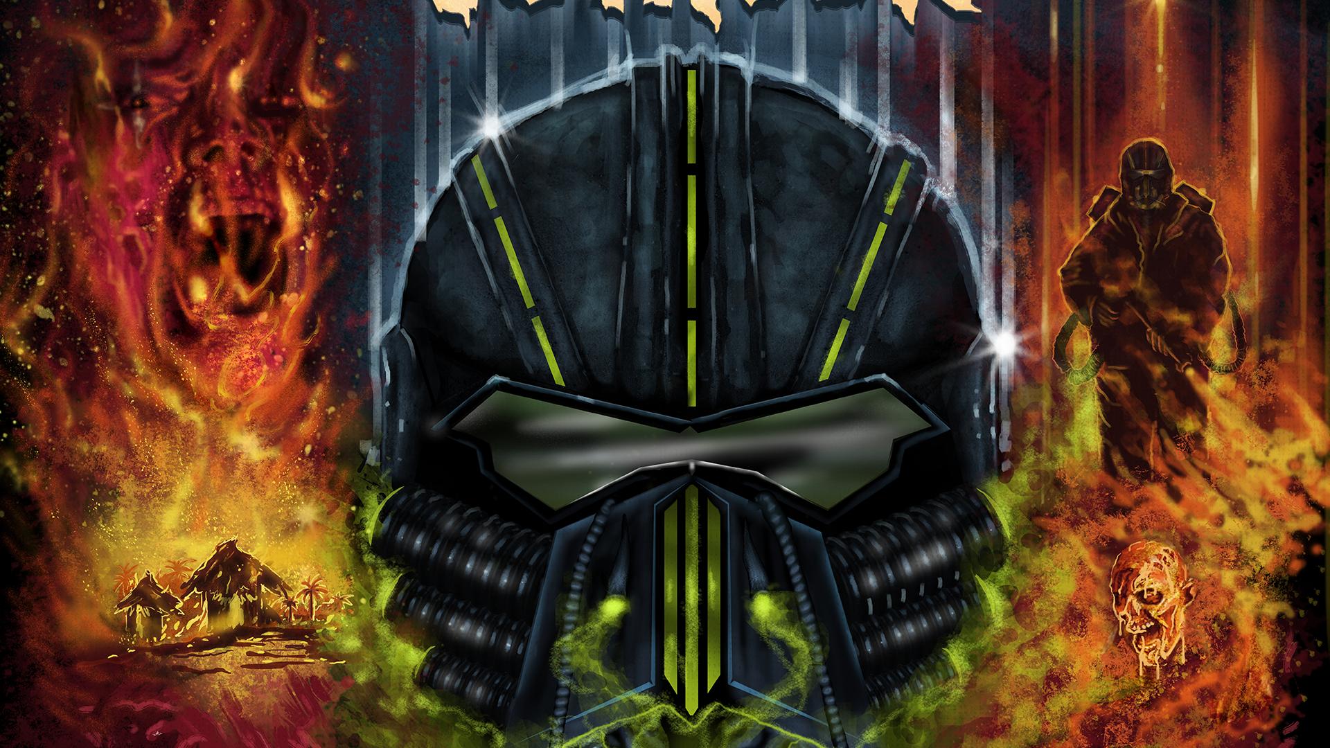 Voyag3r New York Ninja - Original Motion Picture Soundtrack